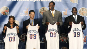 NBA – Les 5 meilleures cuvées du Hall of Fame all-time