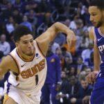 NBA – Ben Simmons tente-t-il de récupérer son ex-copine des bras de Devin Booker ?