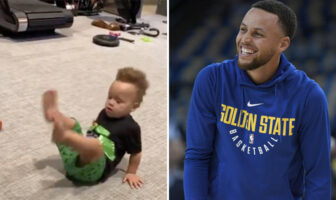 Canon et Stephen Curry