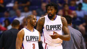 NBA – « Chris Paul et DeAndre Jordan devraient être en prison »