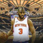 NBA – 2 trades pour que les Knicks récupèrent Chris Paul