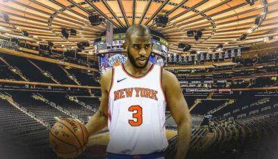 NBA – Le Knick que le Thunder veut en échange de Chris Paul