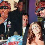 NBA – Carmen Electra raconte son escapade olé-olé avec Dennis Rodman… au centre d'entraînement