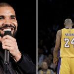 NBA – Drake rend hommage à Kobe dans son dernier clip !