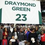 NBA – Pourquoi Draymond Green avait refusé de voir son maillot être retiré à l'université
