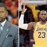 NBA – Le classement polémique de Jalen Rose qui exclut LeBron James