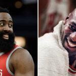 NBA – «James Harden fait des trucs historiques… Il fait du MJ !»