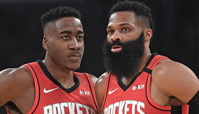 NBA - Et si les coéquipiers... s'échangeaient leurs cheveux et barbes (partie 1)