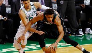 NBA – Jayson Tatum remet en cause le dernier MVP de Giannis
