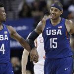 NBA – Quand le fils de Carmelo trash-talkait Butler… 5 minutes après leur rencontre
