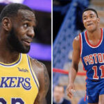 NBA – L'énorme compliment de LeBron James pour Isiah Thomas