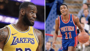 NBA – Isiah Thomas explique pourquoi LeBron James est le GOAT