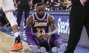 NBA – LeBron James avoue : « Rien n'est normal »