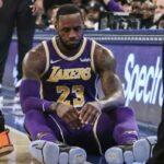 NBA – LeBron s'emporte contre la police et fait une grande promesse !