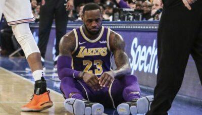 NBA – LeBron a-t-il foiré dans le Game 5 ? Plusieurs joueurs répondent