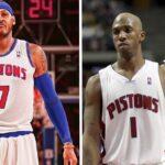 NBA – « On a bien fait de ne pas drafter Carmelo Anthony »