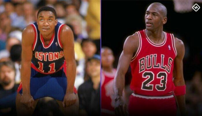 Isiah Thomas réagit à l'insulte de Michael Jordan