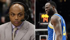 NBA – Charles Barkley recadre sévèrement Draymond Green