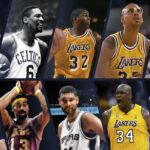 NBA – Une légende des Lakers tranche le débat du GOAT !