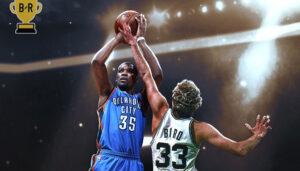 NBA – Jeu : MVP contre MVP, qui gagne ? (partie 2)