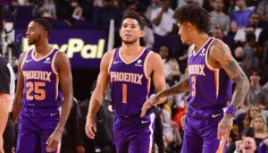 NBA – Le 5 majeur probable des Suns cette saison