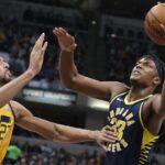 NBA – Rudy Gobert aux Pacers, une idée sous-cotée ?