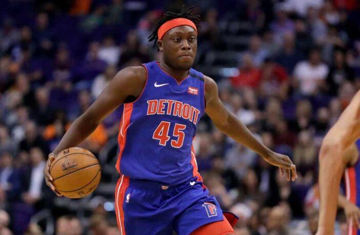 Sekou Doumbouya des Pistons