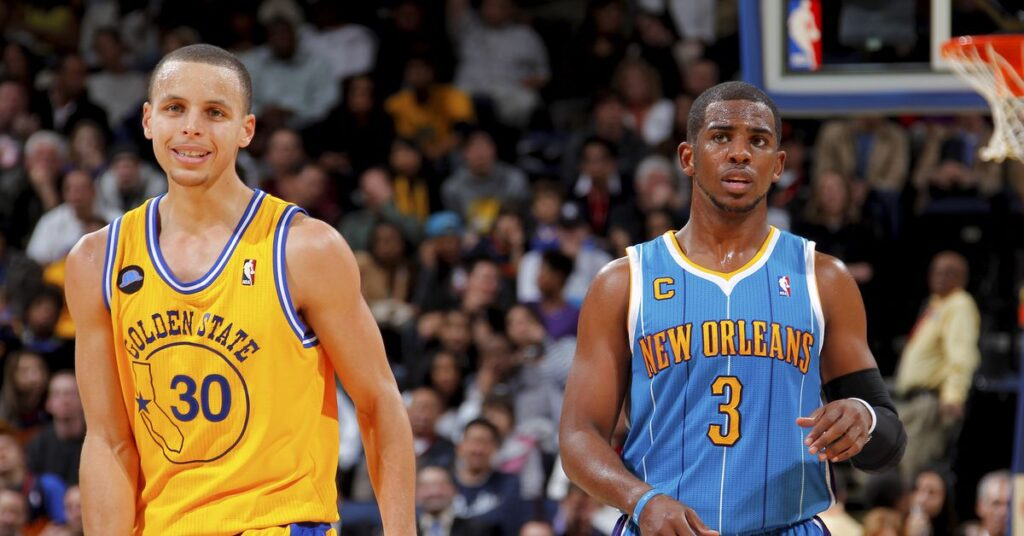 Quand les Warriors ont proposé Steph Curry et Klay Thompson contre... Chris Paul