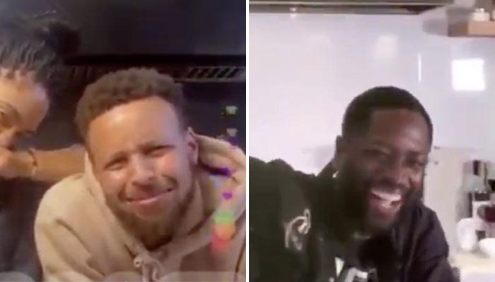 Le Big 3 du Heat vs celui des Warriors ? La géniale réponse de Steph Curry