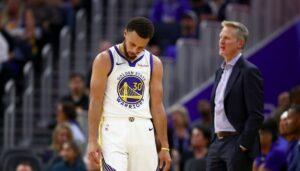 NBA – 2 blessures pour les Warriors !