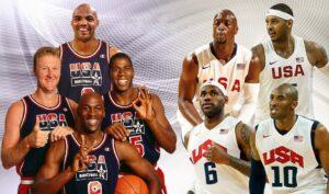 NBA – Le meilleur roster de Team USA all-time