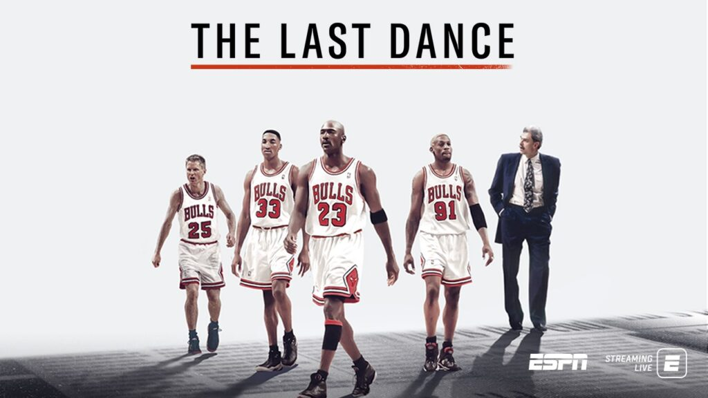 The Last Dance, documentaire événement sur Michael Jordan et ses Bulls, sur Netflix