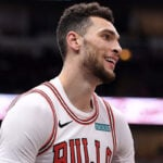 NBA – Le blockbuster trade qui enverrait Zach LaVine aux Warriors