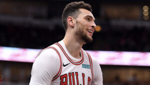 NBA – En fusion face aux Lakers, Zach LaVine rejoint Michael Jordan !