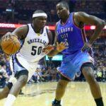 NBA – Comment Zach Randolph a gagné le difficile respect de Kendrick Perkins