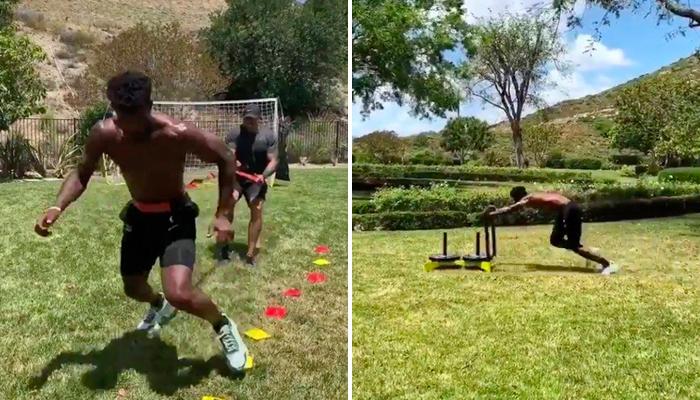 L'entraînement complètement maso de Jimmy Butler !