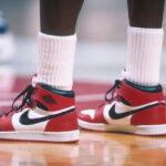 NBA – Des chaussures de Michael Jordan deviennent la plus chère paire du monde !