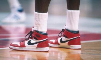 Une paire de Air Jordan 1 a été vendue plus de 560 000$