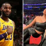 NBA – L'instagrameuse accusée d'avoir fricoté avec LeBron… en couple avec un joueur !