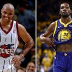 NBA – Charles Barkley justifie ses choix en carrière… et tacle Kevin Durant !