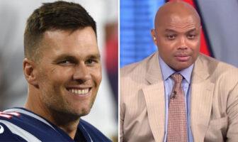 Charles Barkley a été humilié par Tom Brady dans un tournoi de golf de charité