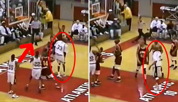Kobe Bryant a inscrit un panier incompréhensible avec Lower Merion