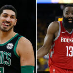 NBA – Enes Kanter ridiculise James Harden