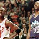 NBA – Karl Malone donne son 5 all-time… Michael Jordan snobé !