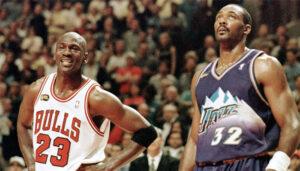 NBA – Karl Malone donne son 5 all-time… Michael Jordan snobé !