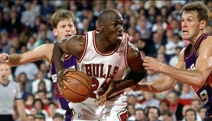 Michael Jordan a martyrisé Dan Majerle à cause des commentaires de son GM
