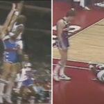 NBA – Le tout premier dunk de Michael Jordan dans la ligue… aurait pu être le dernier