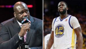 NBA – La prédiction glaciale de Shaq sur les Warriors