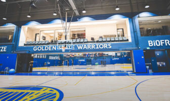 Le Biofreeze Perfolance Center des Warriors est un bijou de technologie