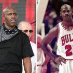 NBA – Le même rappeur en remet une couche sur Michael Jordan !